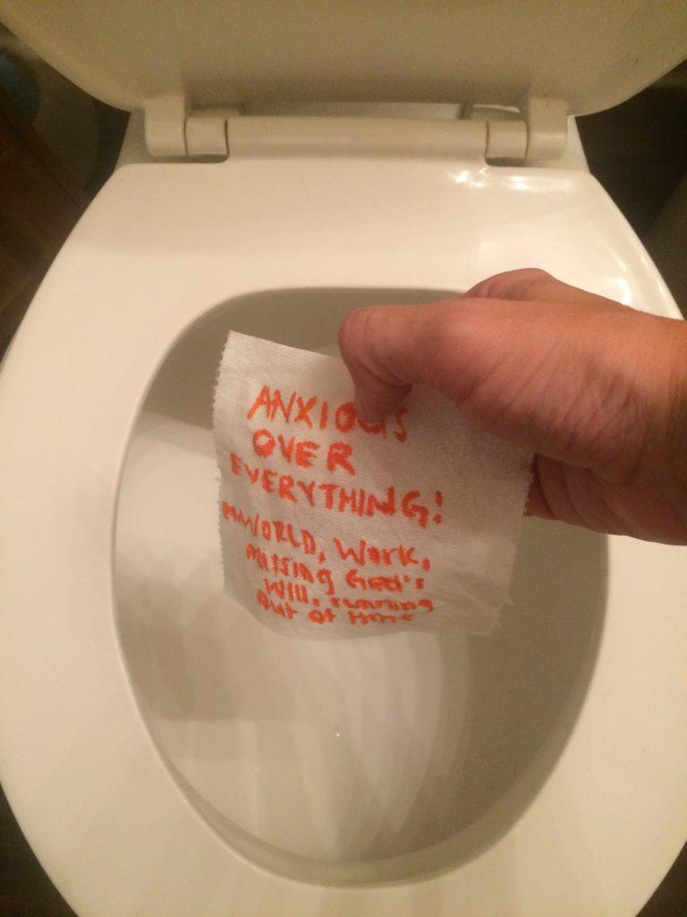 Flush fear 4