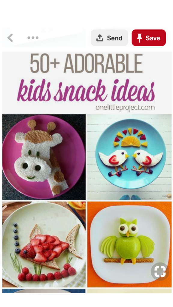 Perfect pinterest life recipes for kids