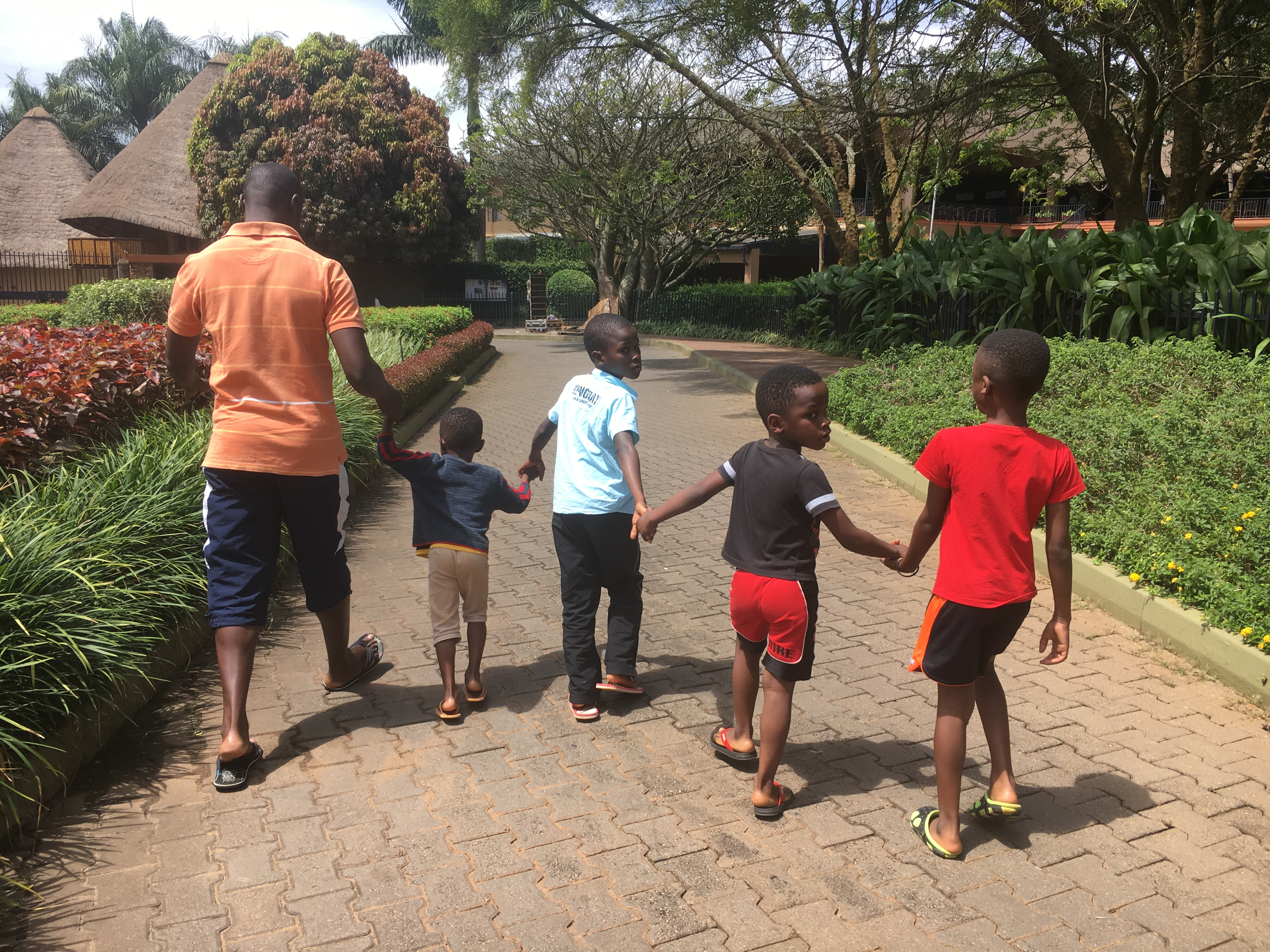 adoption and parenting in Uganda