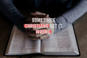 Christians Wrong