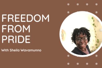 blog post on freedom from pride